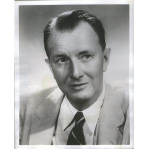 1957 Press Photo ELLIOTT NUGENT AMERICAN ACTOR WRITER DIRECTOR - RSC89785