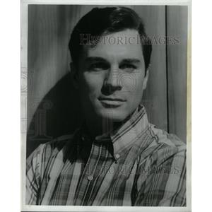 1968 Press Photo George Maharis Actor - RRX64273