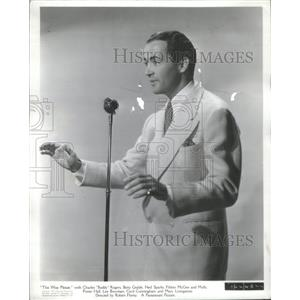 1937 Press Photo Copy Charles Buddy Rogers In This Way Please - RSC45181