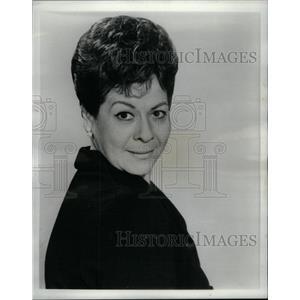 1969 Press Photo Patti Wilkus American Film Actress - RRX57023