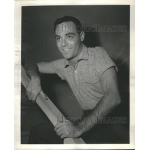 1958 Press Photo Harold Lloyd Father Know Best Betty Crusade - RSC14897