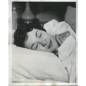 1953 Press Photo Pamela Sue Martin - RSC94473