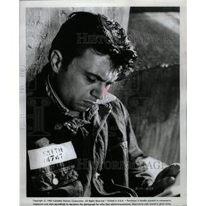 1968 Press Photo Robert Actor Blake - RRW20861