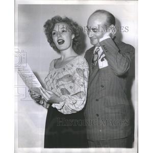 1947 Press Photo June Haver American Actress Singer- RSA95857