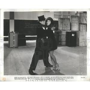 1940 Press Photo Mary Martin American Film & Television Actress - RSC08819