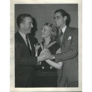 1939 Press Photo Jack Mulhall American Silent Film Movie Actor - RSC58473
