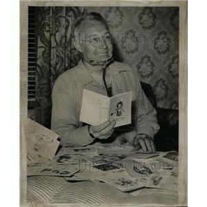 1949 Press Photo Arthur Tullke - RRX49021