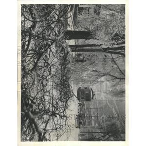 1935 Press Photo Atlanta Winter Storm - RRX93049