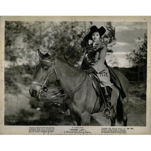 "1946 Press Photo A Scene From ""Wicked Lady"" - RRW93673"