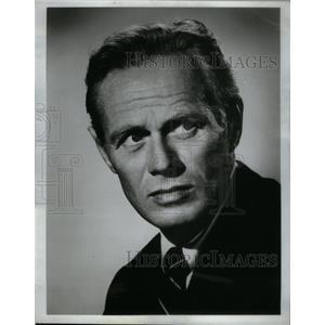1972 Press Photo Richard Widmark Film Television Actor - RRX57925