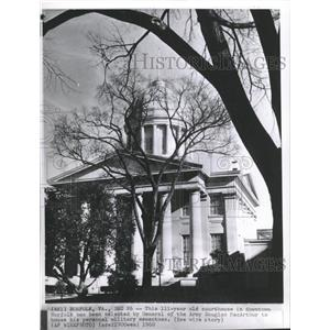 1960 Press Photo Norfolk Independent City Virginia - RRX88975