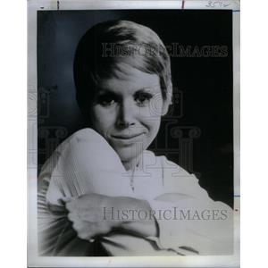 1968 Press Photo Judy Carne English Actress - RRX57389