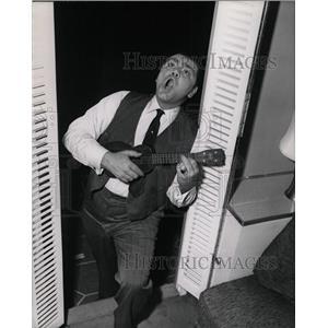 Press Photo Ernest Borgnine/Actor/Academy Award - RRW18891