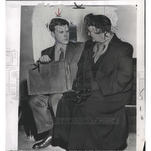 1950 Press Photo William Hart America Irish Director - RRW31911