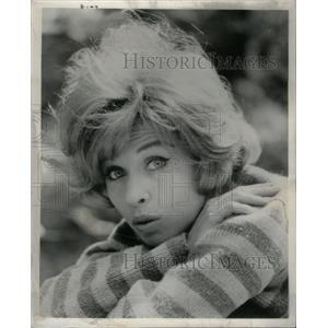 1963 Press Photo Cindy Robbins Actress Producer Writer - RRX60187
