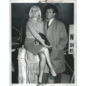 1962 Press Photo Mark Goodard