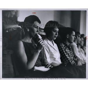1959 Press Photo Jazz Concert