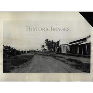 1931 Press Photo Nicaraguan Storm Center America - RRX79499