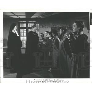 Undated Press Photo The Song of Bernadette Drama Film - RRY21619