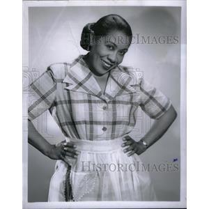 1968 Press Photo Lillian Randolph American Actress. - RRX37437