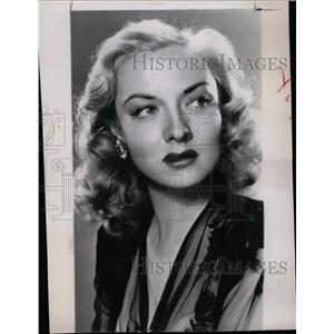 1952 Press Photo Actress Audrey Totter - RRX69885