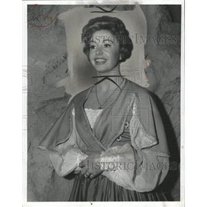 1961 Press Photo Actress Andrey - RRW33205