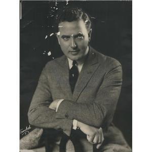 1922 Press Photo Conflict Film Actor Rawlinson Character Portrait - RSC95007