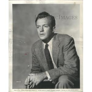 1952 Press Photo Actor Arthur Kennedy In Bright Victory - RSC04439