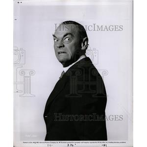 1952 Press Photo John McIntire American character actor - RRW11497