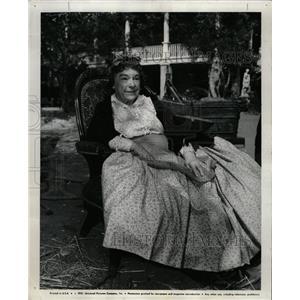 1951 Press Photo Josephine Hull American Film Actress - RRW14393