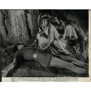 1963 Press Photo Nancy Kovack American Actress - RRW05907