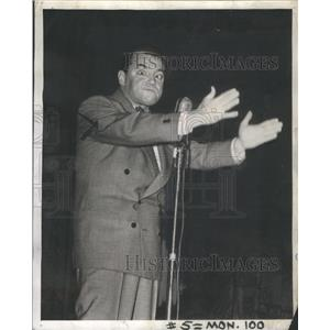 1944 Press Photo Jack Marshall American Actor - RSC02843