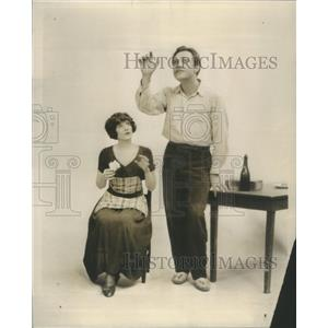 1924 Press Photo Jason Robards Stars In 7th Heaven - RSC39275