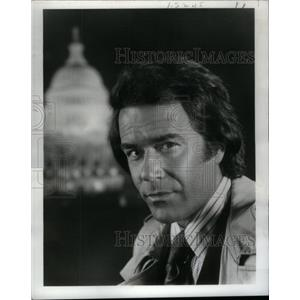 1972 Press Photo Laurence George Luckinbill American - RRX56741