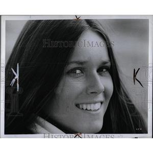 1969 Press Photo Barbara Hershey Last Summer Actress - RRW00863