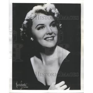 1941 Press Photo Beverly Roberts (Actress) - RSC44727