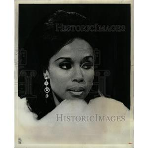 1968 Press Photo Actress Singer Diahann Carroll - RRW19983