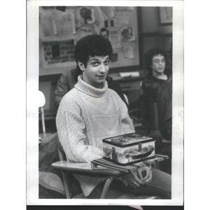 1976 Press Photo Ron Palillo Arnold Horshack Welcome Back Kotter - RSC97457