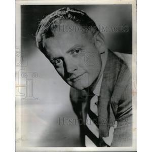 1960 Press Photo Art Carney American Ed Norton TV STage - RRX26431