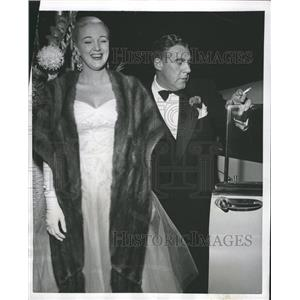 1950 Press Photo Actress Jan Sterling - RRW28655