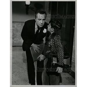 1961 Press Photo Rossano Brazzi Italian actor - RRW18797