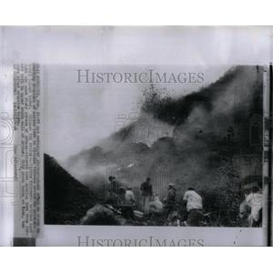 1959 Press Photo Kilauan Volcano Erupts Honolulu - RRX55129