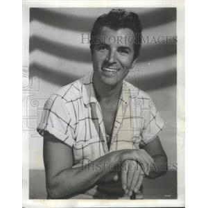 1953 Press Photo Fernando Lamas Argentine director father Lorenzo Lamas