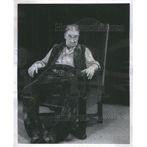 1958 Press Photo Charles Victor Actress - RSC38131