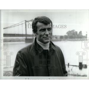 1972 Press Photo Robert Conrad Film TV Actor Chicago - RRX53717