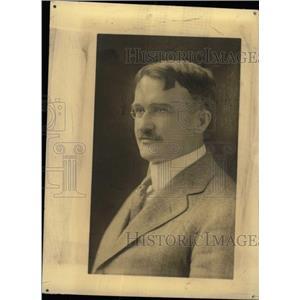 1921 Press Photo Frederick Stevens - RRW71149
