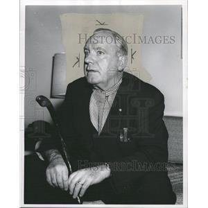 1959 Press Photo Pat O'Brien American Film Actor - RRW36821