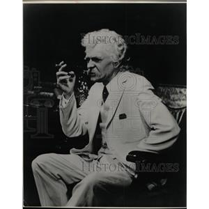 1969 Press Photo Hal Holbrook Film TV Actor Chicago - RRW17425