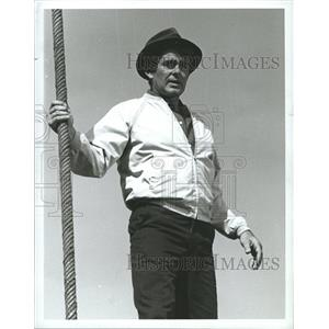 1965 Press Photo Stuart Whitman American Actor - RRW36729