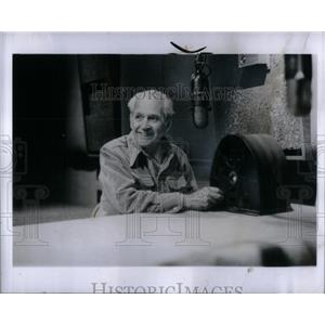 1974 Press Photo Actor Jim Jordan - RRX54203